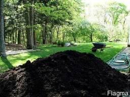 Чернозем для сада