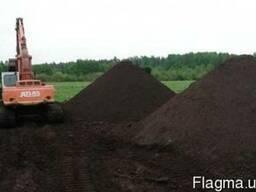 Песок, щебень, чернозем, торф с доставкой по Обуховскому р-н