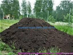 Чернозем перегной Ирпень Буча чернозем в мешках Ирпень перег - фото 3