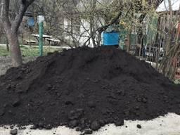 Чорнозем під газон, родючий чернозем
