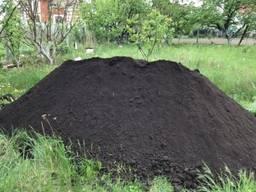 Чернозем, торф, плодородный грунт с доставкой Киев и обл.
