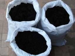 Чернозем в мешкках