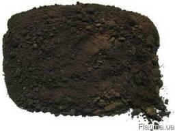 Чернозем зернисто-комковатый