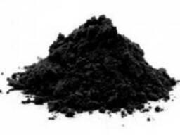 Черный пигмент, сажа (углерод технический)