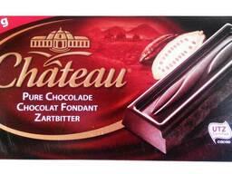 Черный шоколад Chateau Шато доппельпак 400г