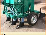Чесночная сажалка для трактора. Сеялка для посадки - фото 1