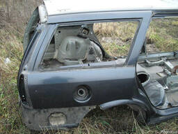 Четверть задняя правая / левая Opel Vectra В 1995-1999.