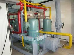 Чиллер охладитель жидкости водоохлаждающая установка ледвода