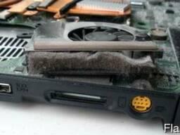 Чистка ноутбуков (системы охлаждения вентилятора кулера)