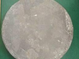 Чистый свинец сч 000. в круглом слитке 5 кг.