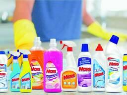 Чистящие и моющие средстваMors оптом Доставка беслатная
