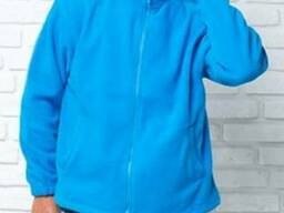 Чоловіча флісова куртка, толстовка