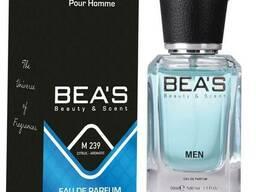 Чоловіча парфумована вода Fon Cosmetic BEA'S M239, 50 мл