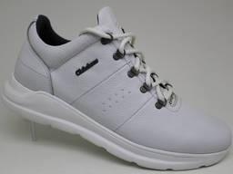 Чоловічі шкіряні кросівки Clubshoes 19 43 білі
