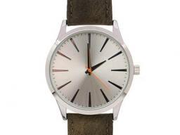 Чоловічий годинник Pier One ss18-01 Dark Brown SKL35-188666
