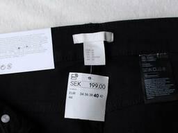 Чорні жіночі джинси