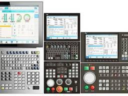 Системы ЧПУ с цифровыми приводами или аналоговым управлением.