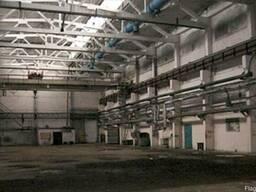 В Чугуеве продам производственное помещение пл. 2520 кв.м