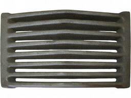 Чугунная колосниковая решетка 200х400