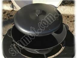 Чугунная посуда эмалированная