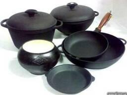 Чугунная посуда Киев