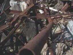 Чугунный лом труба станки плитка напольная от 20т