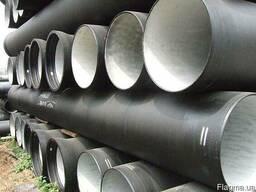 Чугунные трубы 1000 (Тайтон) L = 6 м