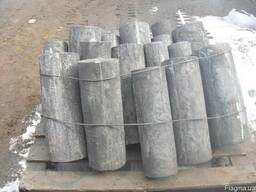 Чугунные заготовки из СЧ-20, диаметром до 600 мм