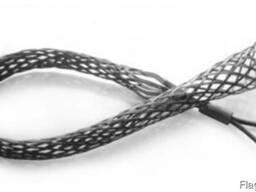 Чулки для натягивания стальных канатов и кабелей