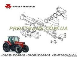 Чулок моста Massey Ferguson MF 680 корпус моста