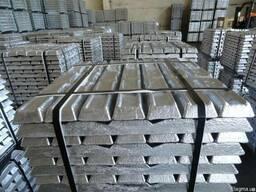 Алюминиевый сплав АК5М2, чушка алюминиевая ГОСТ 1583-93, ак5
