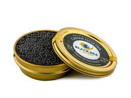 Чёрная осетровая икра Black Sea Caviar 50г.