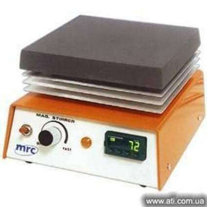 Цифровая магнитная мешалка для нагревательных плиток HSD-4