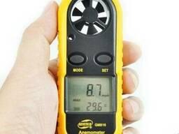 Цифровой анемометр Benetech GM-816