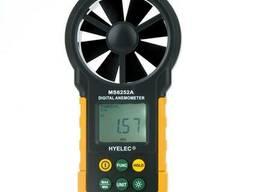 Цифровой анемометр Hyelec MS6252A