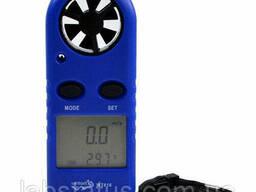 Цифровой анемометр с термометром Wintact WT816 (0, 7 - 30. ..