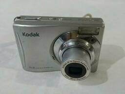 Цифровой фотоаппарат Kodak C140 Silver - Б/У