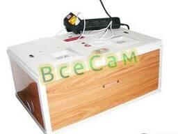 Цифровой инкубатор «Курочка Ряба» ИБ-100 с мет. каркасом