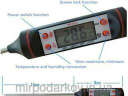 Цифровой кухонный термометр - большой циферблат