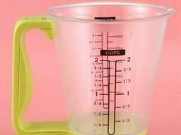 Цифровой кухонные весы до 1 кг мерная чашка