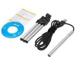 Цифровой микроскоп-эндоскоп USB2,0 10Х-200Х с led подсветкой
