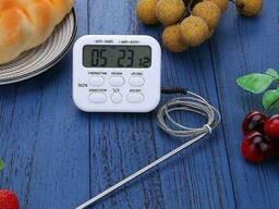 Цифровой термометр Тa278 с выносным датчиком до 300 градусов