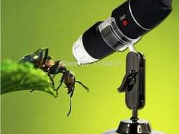 Цифровой USB микроскоп 50-500x