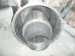 Циклоны Ц (Гипродревпрома) для улавливания стружек, опилок и древесной пыли