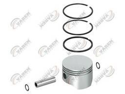 Поршень компрессора с кольцами Mercedes dM472 (MJ 020159. ..