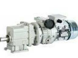 Цилиндрические мотор-вариаторы CMGV