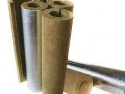 Цилиндры базальтовые теплоизоляционные скорлупа минеральная