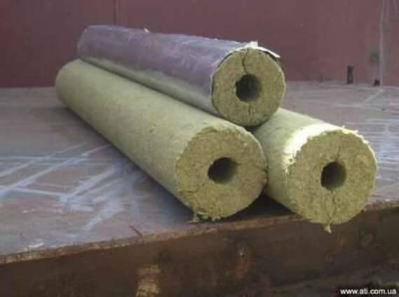Цилиндры из базальтового волокна. Киев