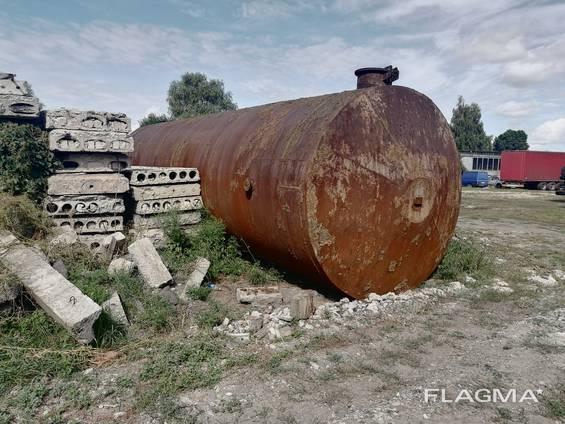 Цистерна, резервуар, ёмкость металлическая, металлическая тара от 1 куба