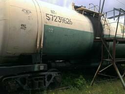 Цистерна железнодорожная,емкость,бочка 60 м.куб тип 25 под К